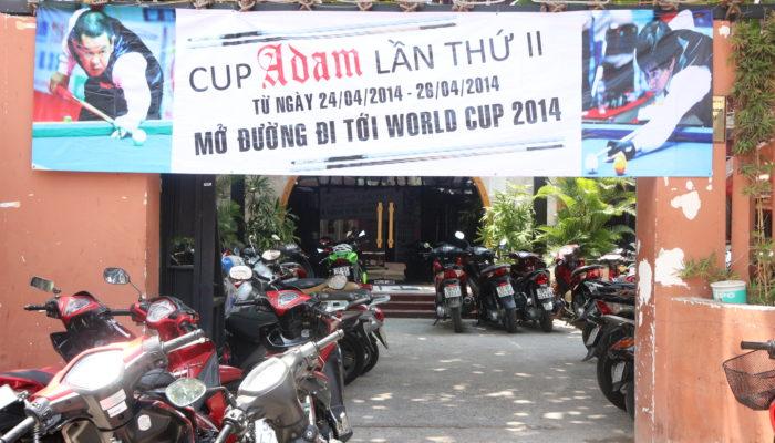 第2回ADAM CUP In Vietnam結果発表