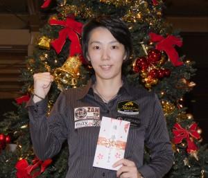 全日本女子プロツアー第2戦京都