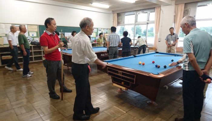 2月度 元気大学愛好会の月例会が行われ今回の講師は、長矢賢治プロ