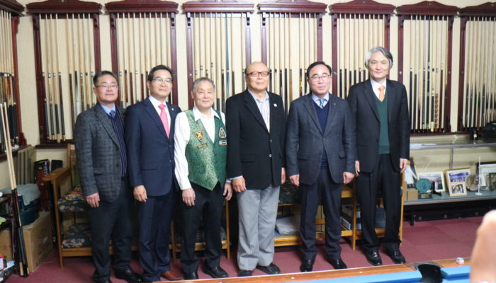 狭山市と姉妹都市の韓国統營市議員6名がアダムジャパンに来社