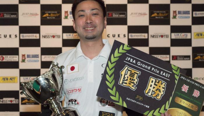 2018年グランプリイースト2戦は大井プロの2連覇